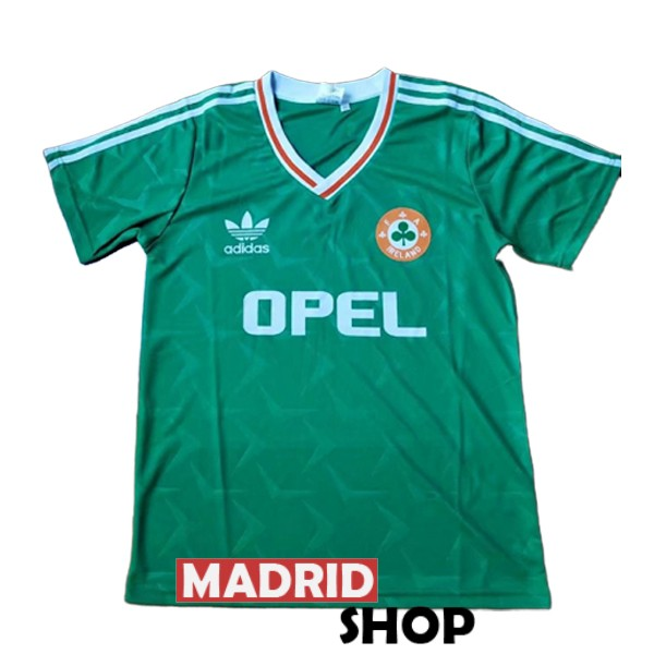 camiseta irlanda retro 1990 local