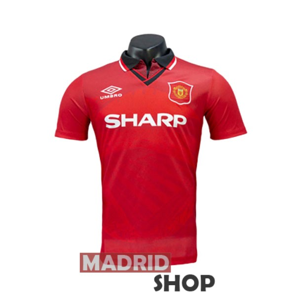 camiseta manchester united retro 1994-1995 local