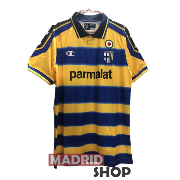 camiseta parma retro 1999-2000 local