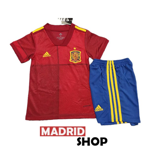 espana ninos camiseta local 2020