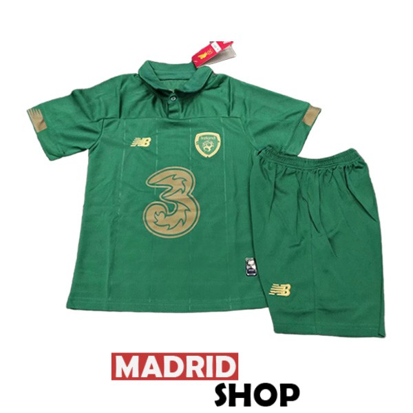 irlanda ninos camiseta local 2020