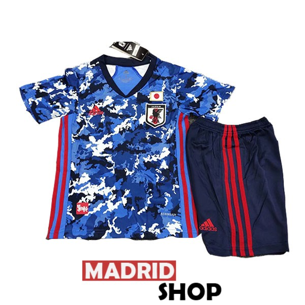 japon ninos camiseta local 2020