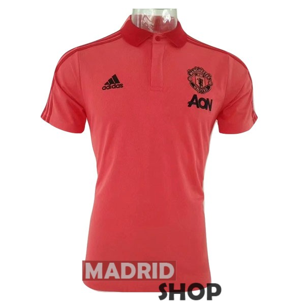 polo manchester united rosa 2019-2020